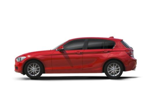BMW Seria 1 F20 I hatchback boczny lewy