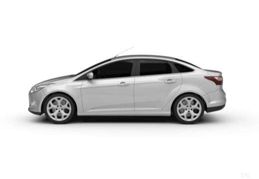 FORD Focus V sedan boczny lewy