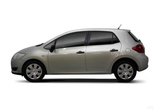 Toyota Auris I hatchback boczny lewy