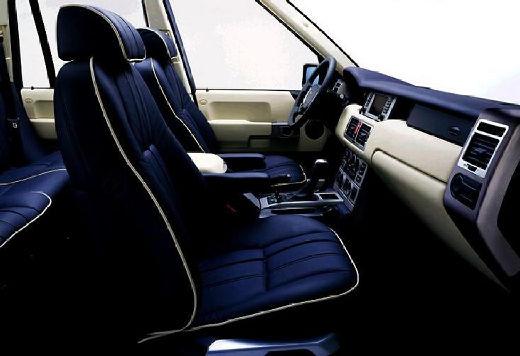 LAND ROVER Range Rover IV kombi wnętrze