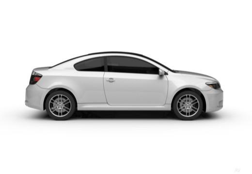 SCION tC coupe boczny prawy