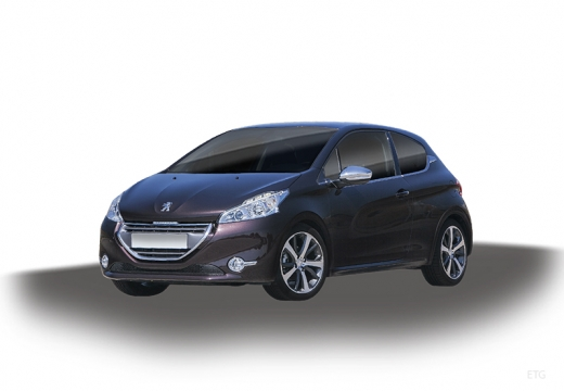 PEUGEOT 208 1.2 PureTech Active Hatchback I 82KM (benzyna)