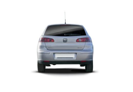 SEAT Ibiza IV hatchback tylny