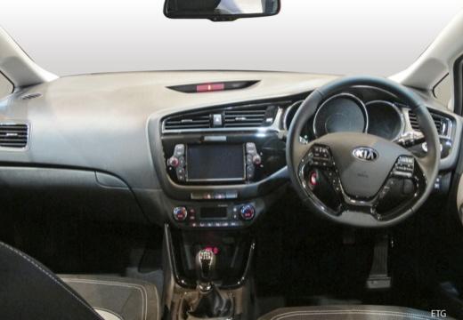 KIA Ceed IV hatchback tablica rozdzielcza