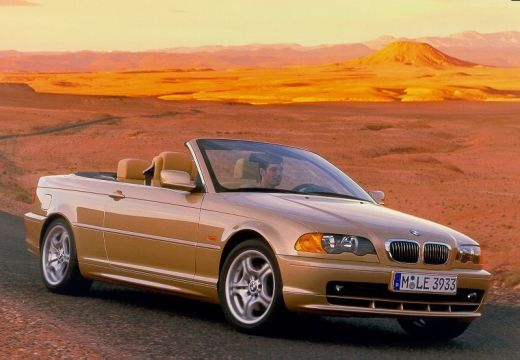 bmw 320 ci kabriolet cabriolet e46 2 2 163km 2000. Black Bedroom Furniture Sets. Home Design Ideas