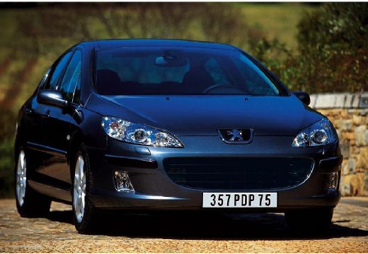PEUGEOT 407 1.8 Premium Grand Prix Sedan I 125KM (benzyna)