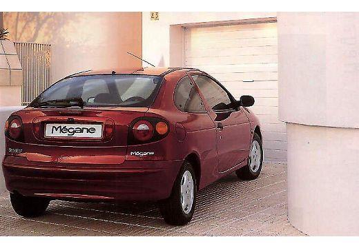 RENAULT Mgane Coach 2.0 16V Coupe I 147KM (benzyna)