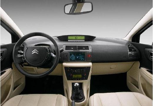 CITROEN C4 1.6 HDi Impress Pack Hatchback I 110KM (diesel)