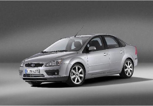 FORD Focus III sedan silver grey przedni lewy