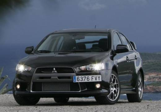 MITSUBISHI Lancer Evolution GSR GT330 TC-SST Sedan VI 2.0 330KM (benzyna)