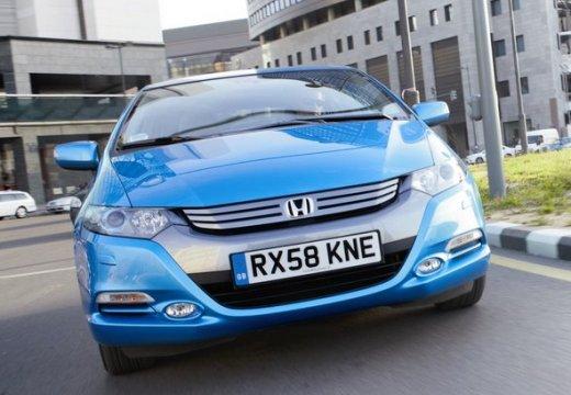 HONDA Insight hatchback niebieski jasny przedni