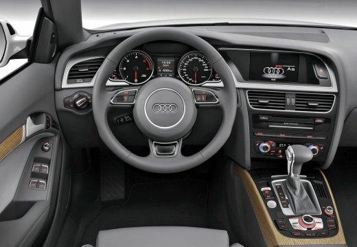 AUDI A5 Cabriolet II kabriolet tablica rozdzielcza