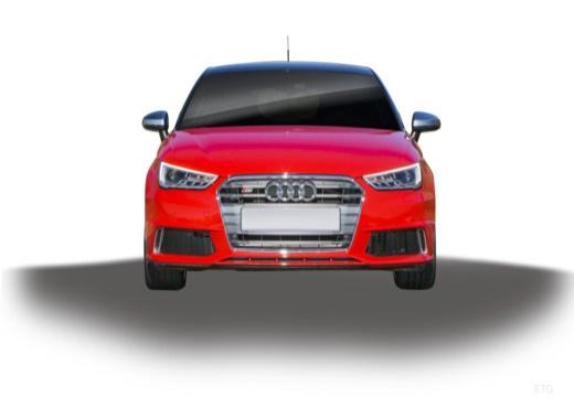 AUDI A1 Sportback II hatchback przedni