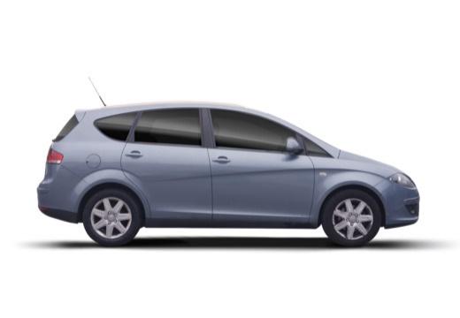 SEAT Altea hatchback boczny prawy