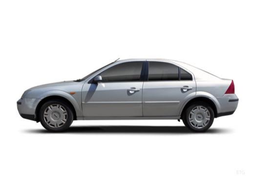 FORD Mondeo III hatchback boczny lewy