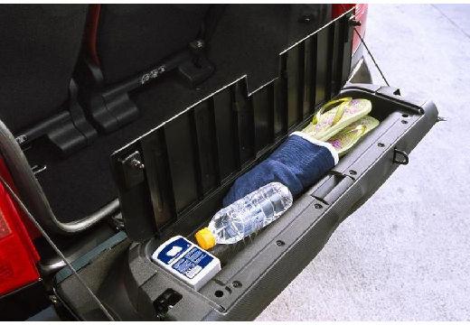 CITROEN C2 I hatchback czarny szczegółowe opcje