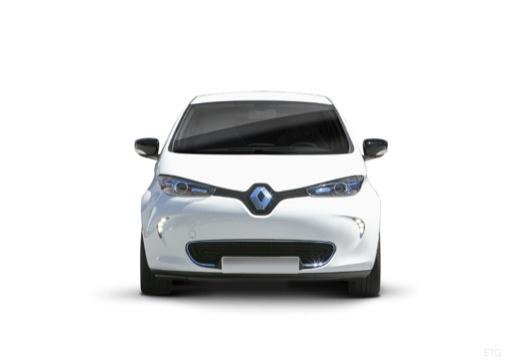 RENAULT ZOE hatchback przedni