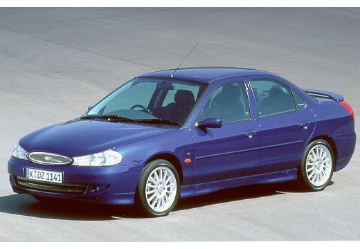 FORD Mondeo II sedan niebieski jasny przedni lewy