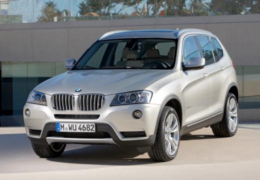 BMW X3 20i xDrive Kombi X 3 F25 I 2.0 184KM (benzyna)