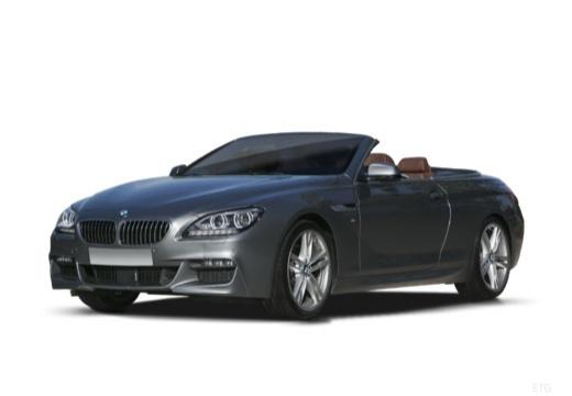 BMW Seria 6 kabriolet przedni lewy