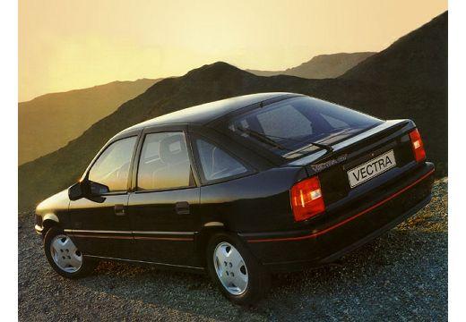 Najnowsze OPEL Vectra 1.8 GL - Hatchback A II 90KM (1992) XF82