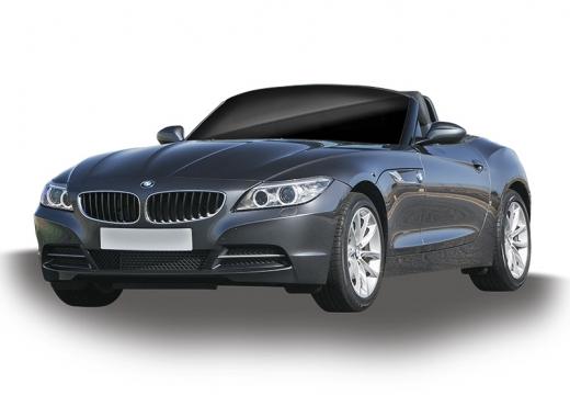 BMW Z4 E89 II roadster szary ciemny