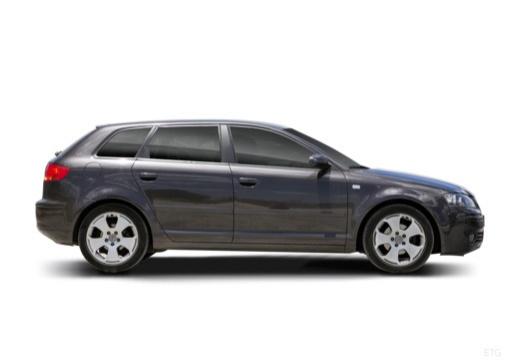 AUDI A3 Sportback I hatchback boczny prawy