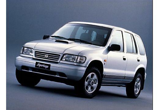 KIA Sportage 2.0 16V Wagon Kombi I 118KM (benzyna)