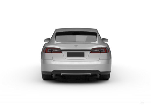 TESLA Model S I hatchback tylny