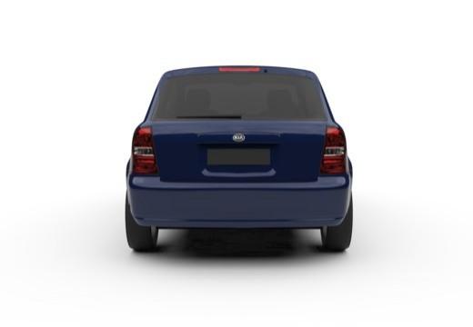 KIA Cerato hatchback tylny