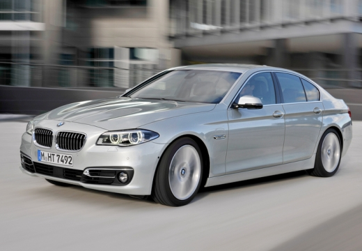 BMW 535d Luxury Line Sedan F10 II 3.0 313KM (diesel)