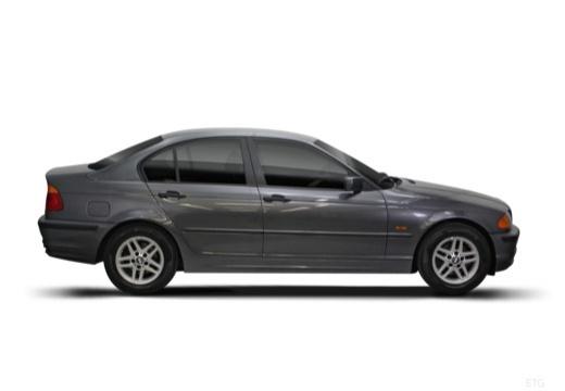 BMW Seria 3 E46 sedan boczny prawy