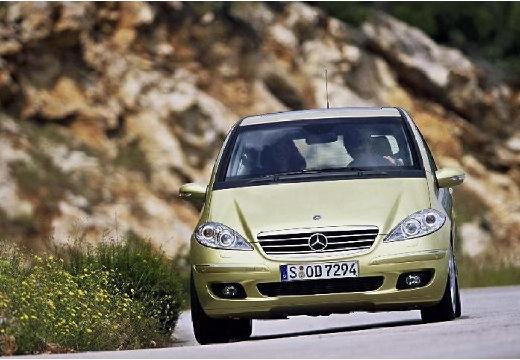 MERCEDES-BENZ A 180 CDI Classic First Hatchback W 169 I 2.0 109KM (diesel)