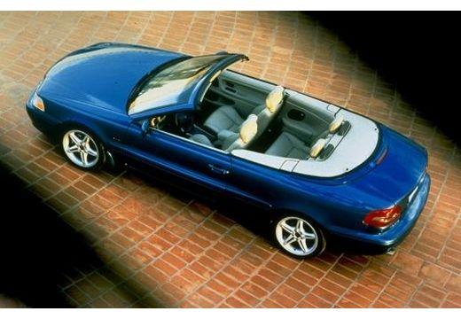 VOLVO C70 Cabrio I kabriolet niebieski jasny górny tylny