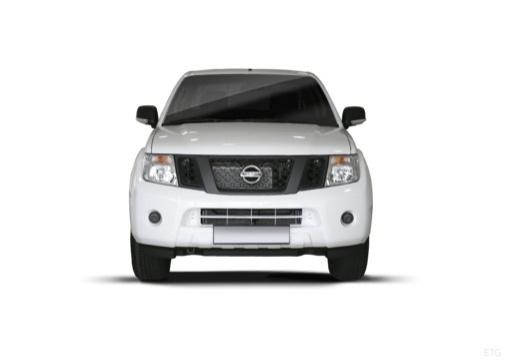 NISSAN Navara III pickup przedni
