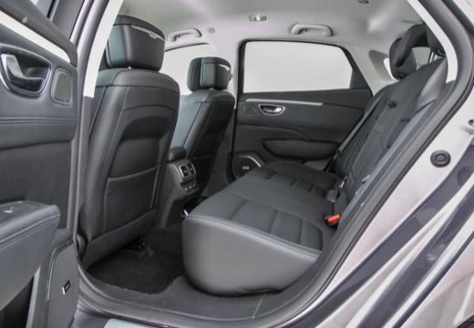 RENAULT Talisman sedan wnętrze