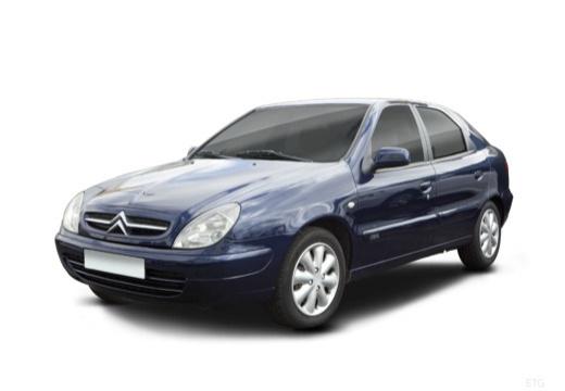CITROEN Xsara II hatchback przedni lewy