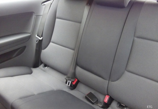AUDI A3 8P II hatchback wnętrze