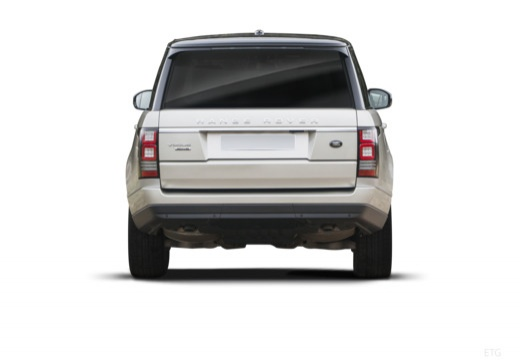 LAND ROVER Range Rover VI kombi biały tylny