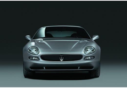 MASERATI 3200 coupe silver grey przedni