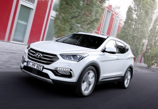 HYUNDAI Santa Fe 2.0 CRDi Style 2WD 7os Kombi V 150KM (diesel)