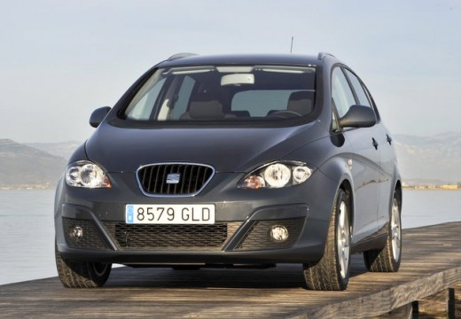 SEAT Altea 1.6 Reference Hatchback XL II 102KM (benzyna)
