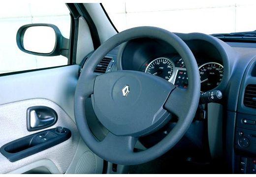 RENAULT Clio II II hatchback tablica rozdzielcza