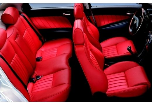 ALFA ROMEO 156 I sedan wnętrze