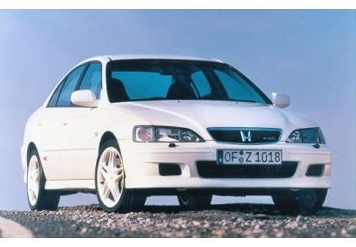 HONDA Accord IV sedan biały przedni prawy