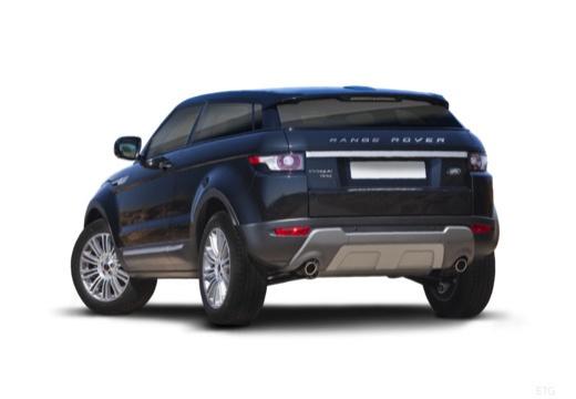 LAND ROVER Range Rover Evoque I kombi tylny lewy
