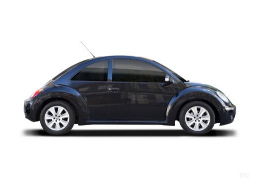 VOLKSWAGEN New Beetle coupe boczny prawy