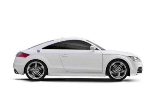 AUDI TT II coupe boczny prawy