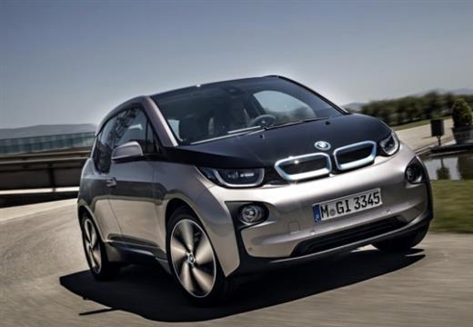 BMW i3 Range Extender Hatchback I01 I 0.7 170KM (benzyna elektryczny)