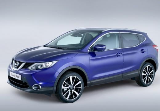 NISSAN Qashqai 1.6 DIG-T N-Tec Hatchback III 1.7 163KM (benzyna)